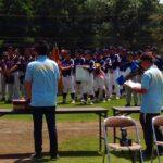 自動車振興会健康保険組合 第57回軟式野球大会