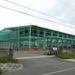 遠野工場第二工場 『上棟式』